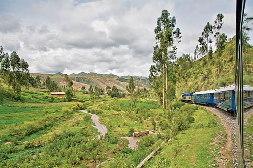 Carte Orient Express Hiram Bingham Orient-express