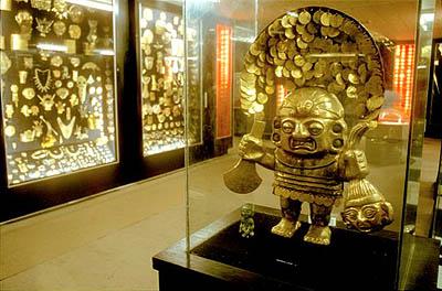 Museums in Lima Peru